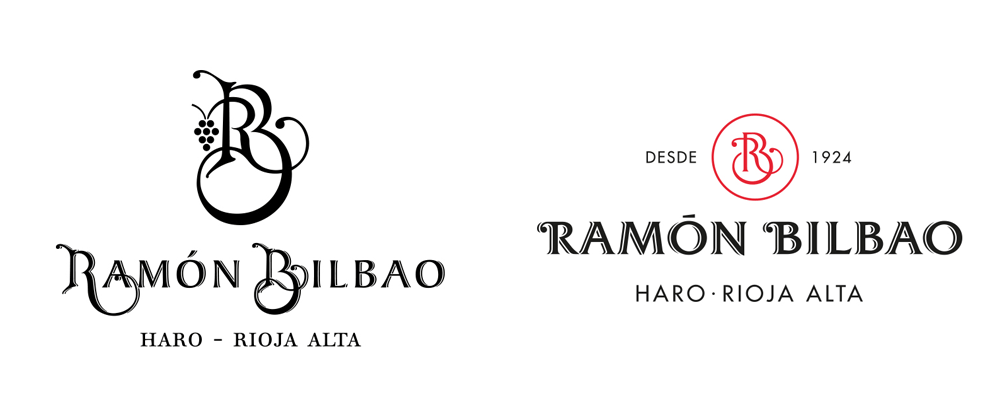 New Logo, Identity, and Packaging for Ramón Bilbao by Interbrand