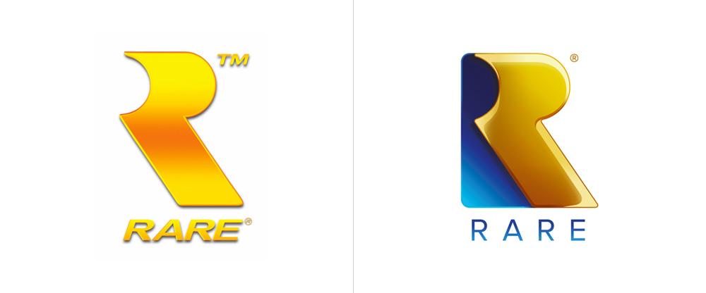New Logo for Rare