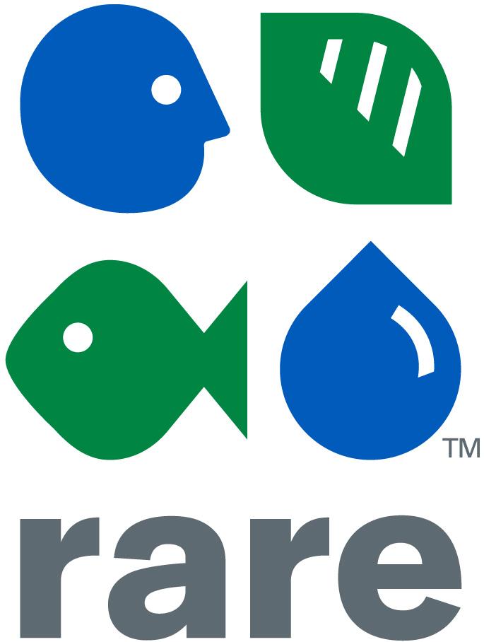New Logo for Rare by Chermayeff & Geismar & Haviv