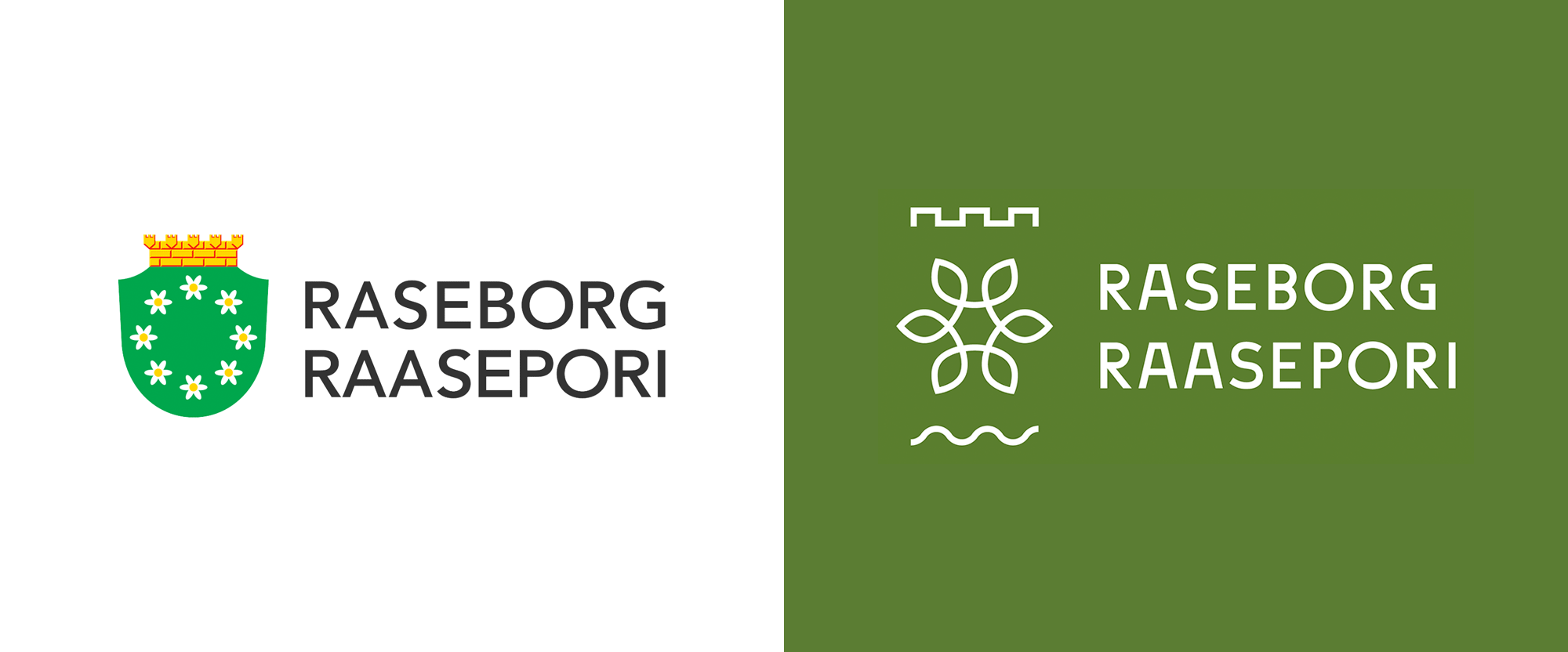 New Logo and Identity for Raseborg by Marker Creative