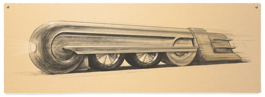 Google Doodle for Raymond Loewy