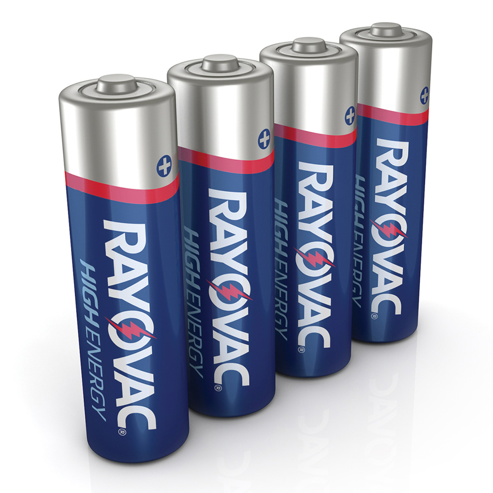 Brand New New Logo For Rayovac Done In House