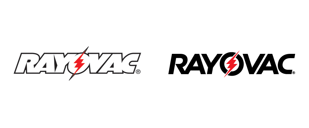 New Logo for Rayovac done In-house