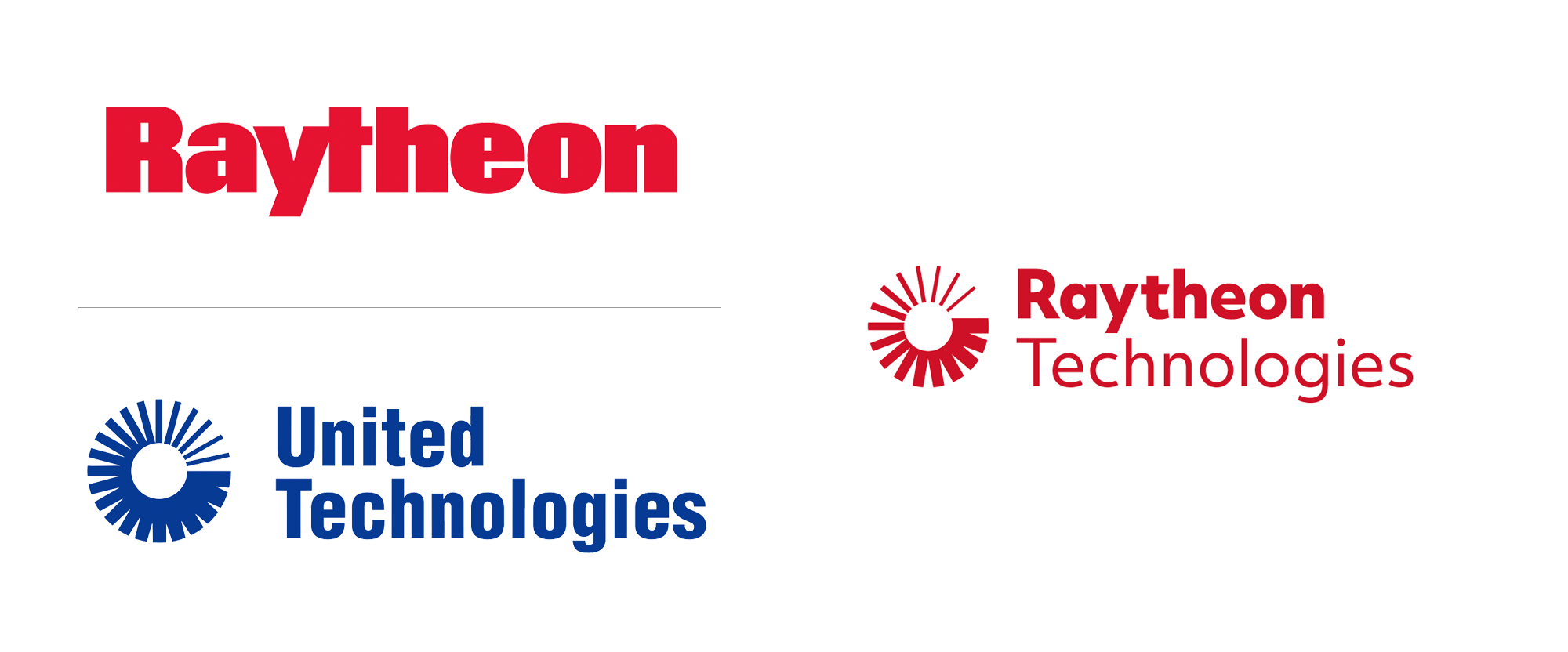 New Name and Logo for Raytheon Technologies