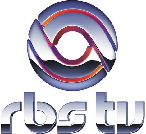 RBS TV Logo, Detail