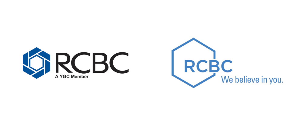 New Logo for RCBC