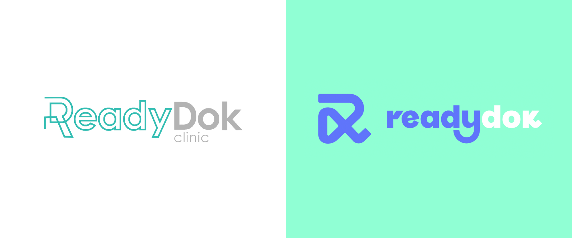 New Logo and Identity for Readydok by Lucas Aritz