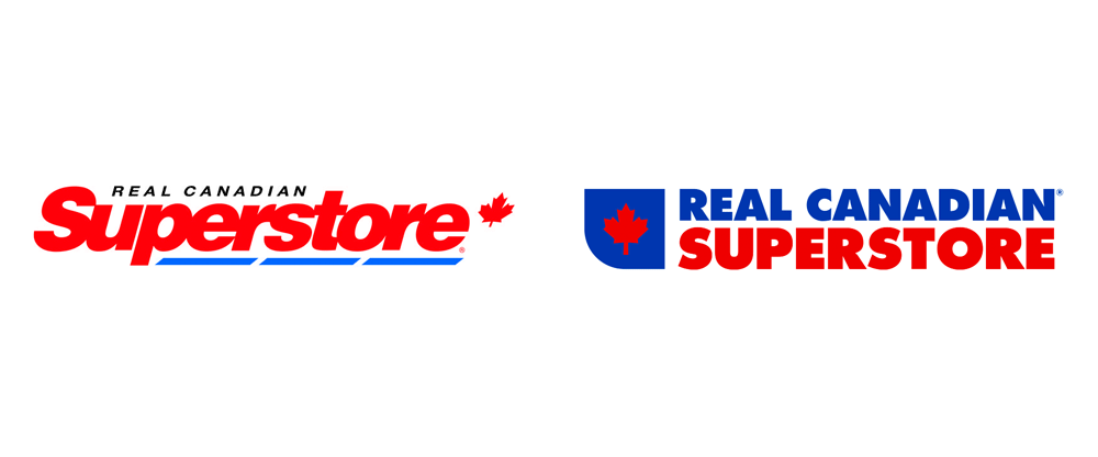 New Logo for Real Canadian Superstore