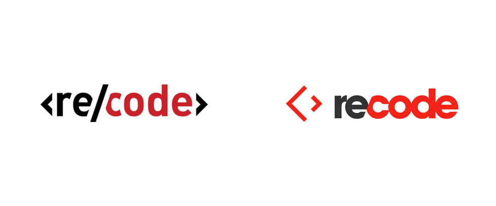 New Logo and Identity for Recode done In-house with Cory Schmitz