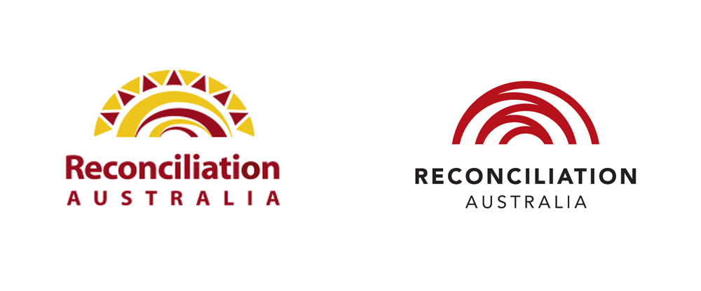 New Logo for Reconciliation Australia