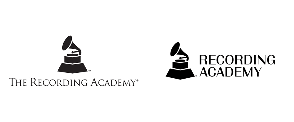 New Logo and Identity for the Recording Academy by Siegel+Gale