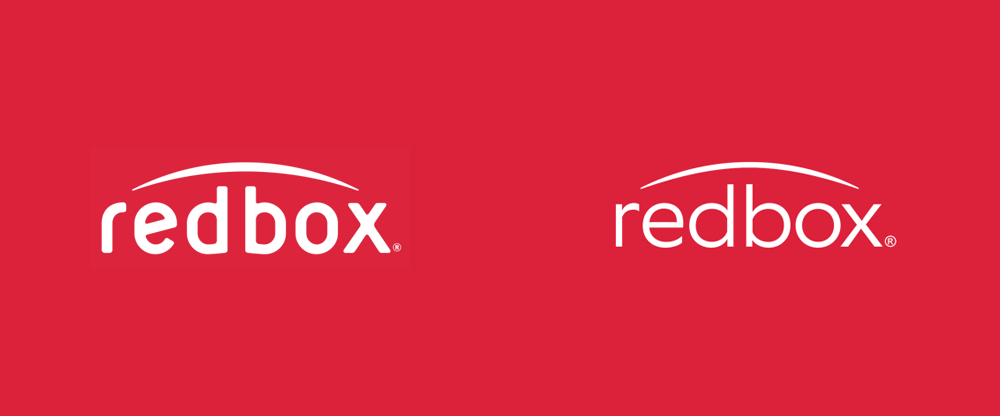 New Logo for Redbox