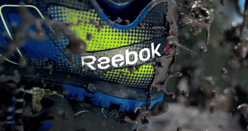New Logo for Reebok