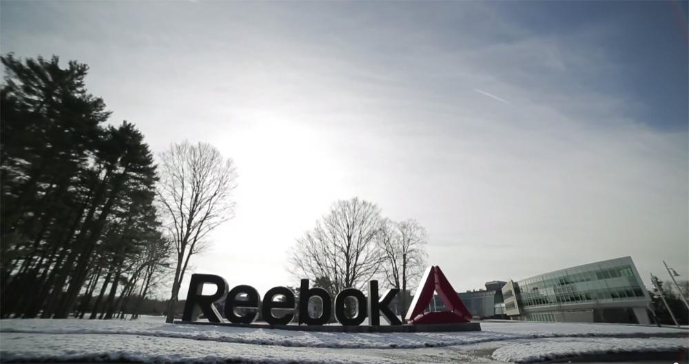 New Logo for Reebok
