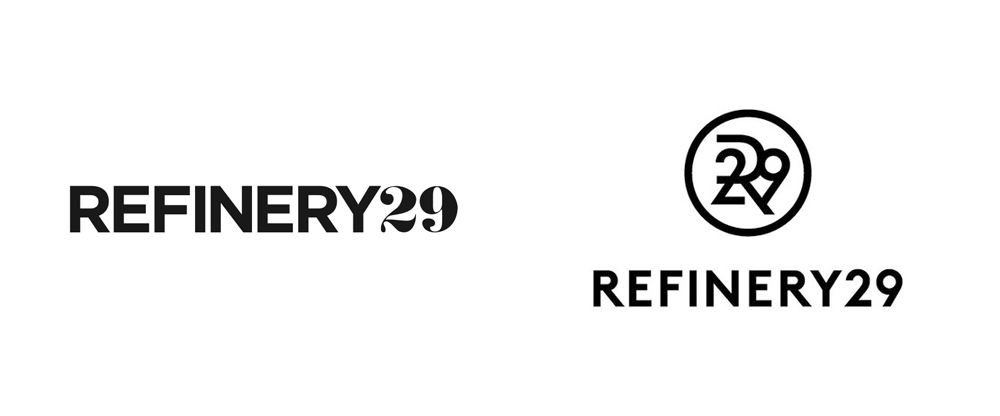 New Logo and Website for Refinery29 by Wolff Olins