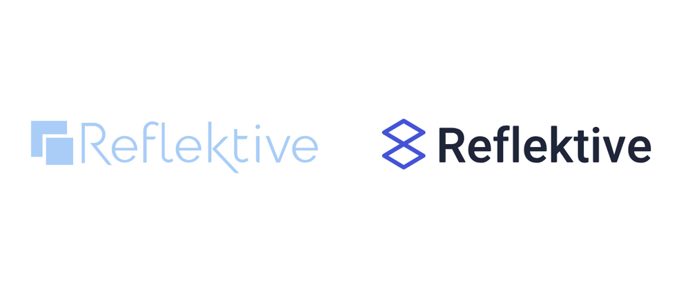 New Logo for Reflektive done In-house