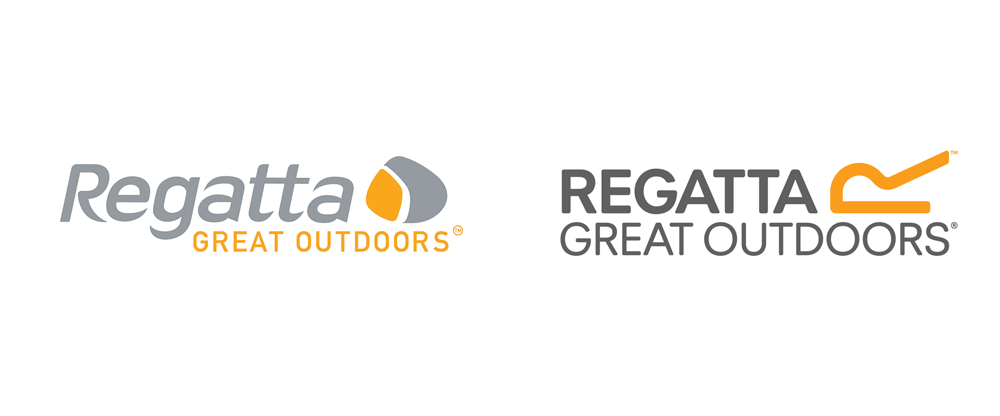Brand New: New Logo and Identity for Regatta by SEA Design