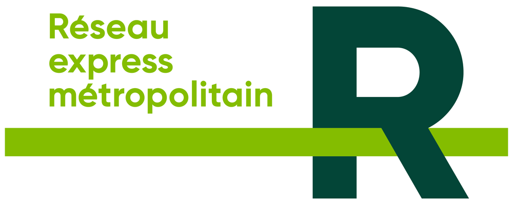 New Name and Logo for Réseau Express Métropolitain