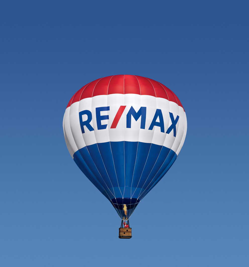 New Logo for RE/MAX by Camp + King