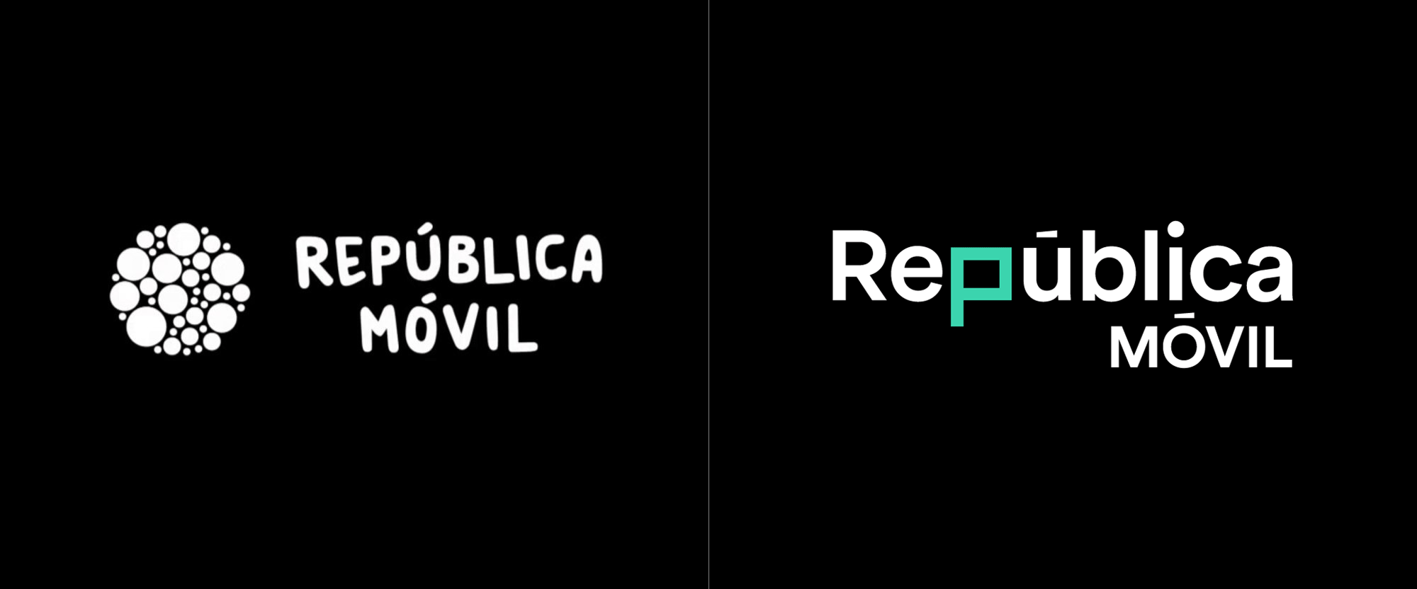 New Logo for República Móvil