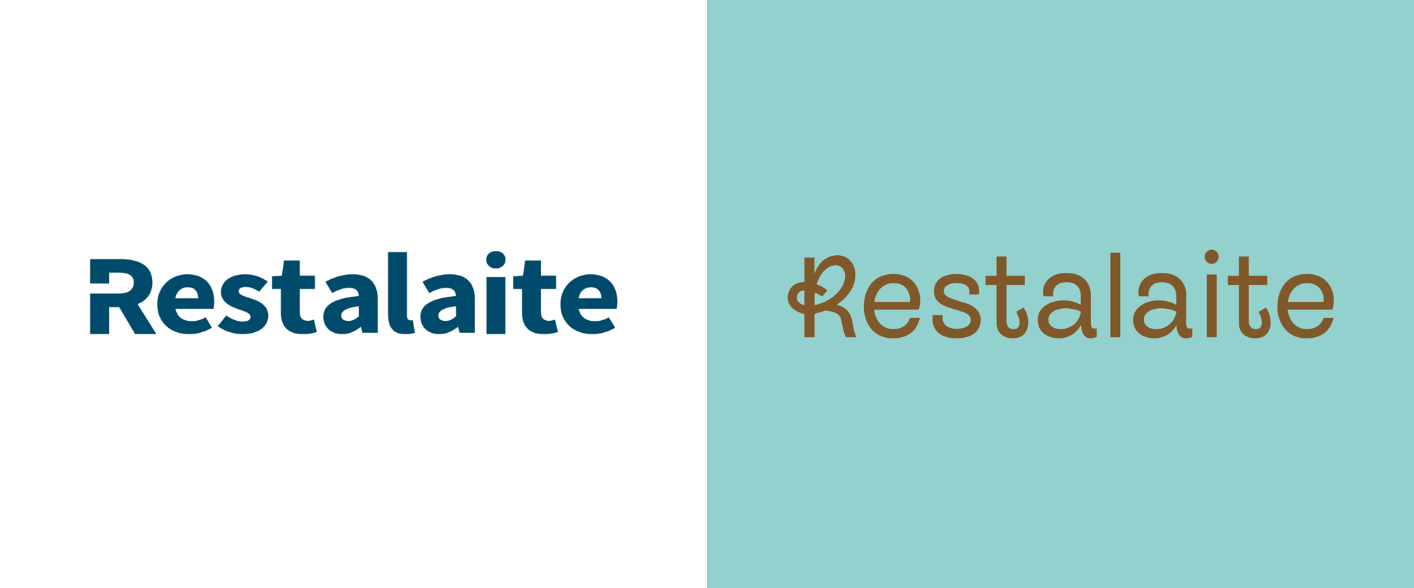 New Logo and Identity for Restalaite by Motley