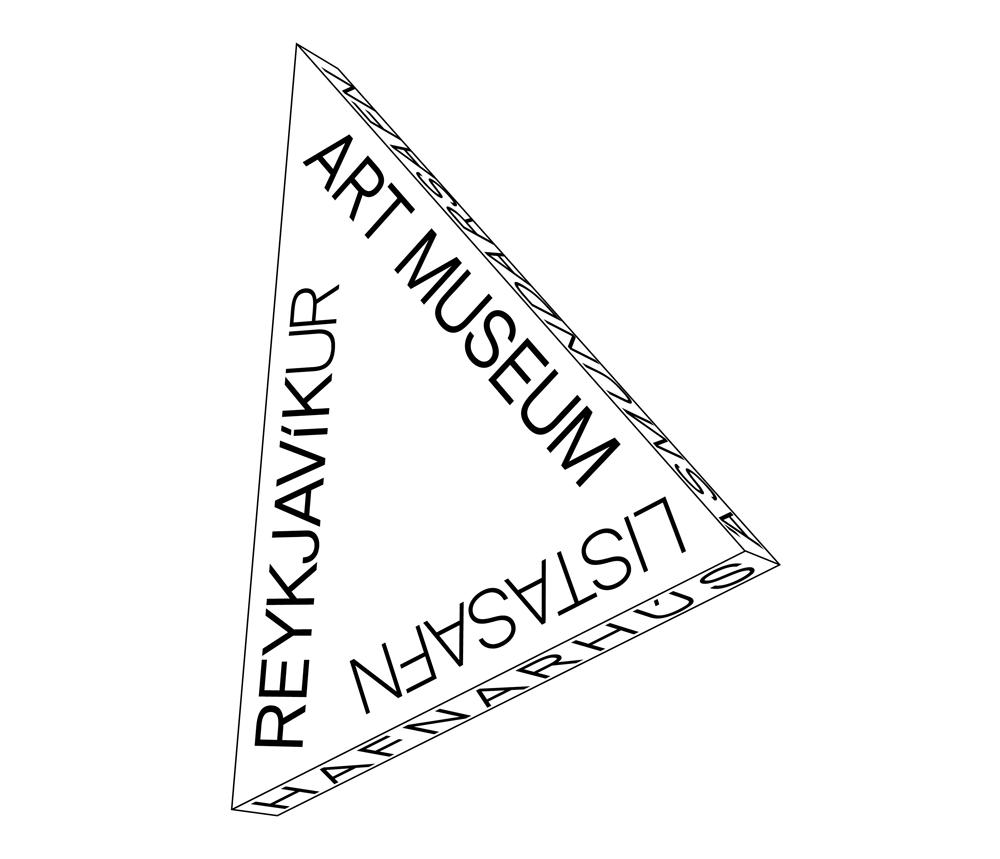 New Logo and Identity for Listasafn Reykjavíkur (Reykjavik Art Museum) by karlssonwilker inc