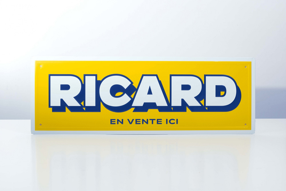New Logo and Identity for Ricard by Yorgo&Co