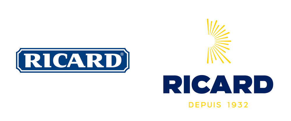 New Logo for Ricard