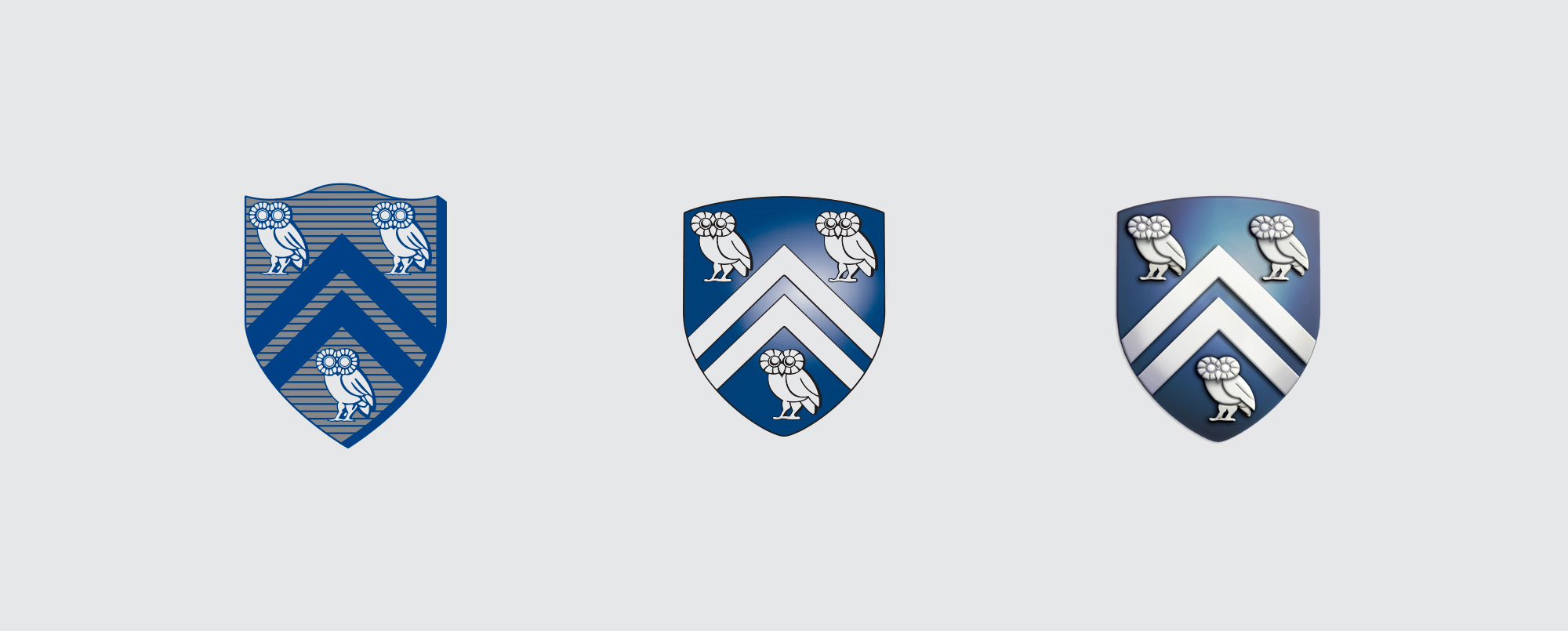 New Logo and Identity for Rice University by Hawkeye