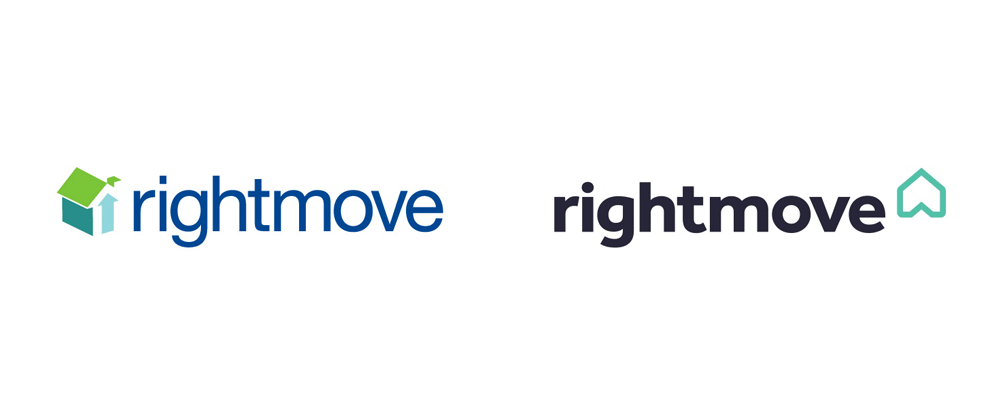 New Logo and Identity for Rightmove by The Team