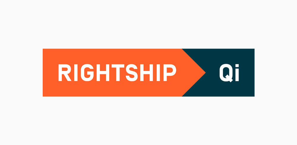 New Logo and Identity for RightShip by Self-titled