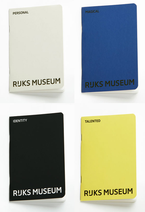 Rijksmuseum Logo and Identity