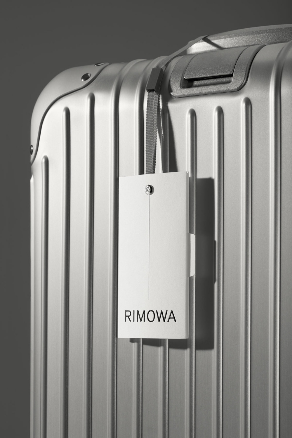 New Logo and Identity for RIMOWA by Commission and Bureau Borsche