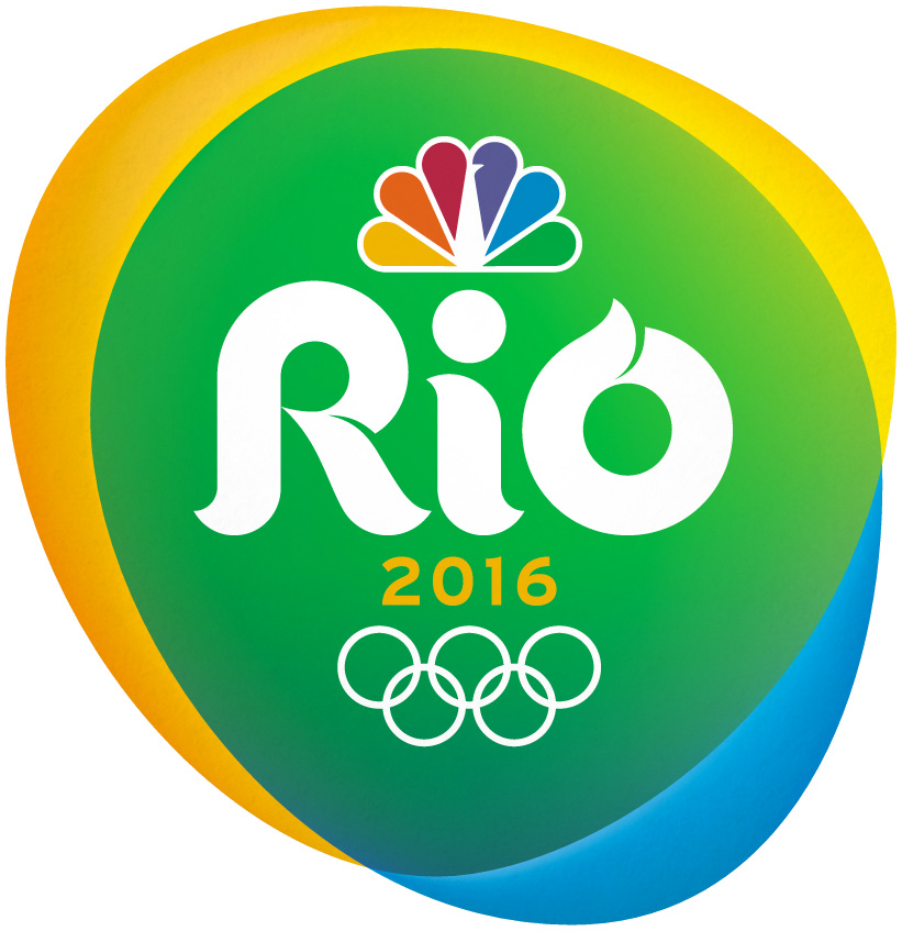 New Logo for NBC Olympics 2016 Broadcast by Trollbäck+Company