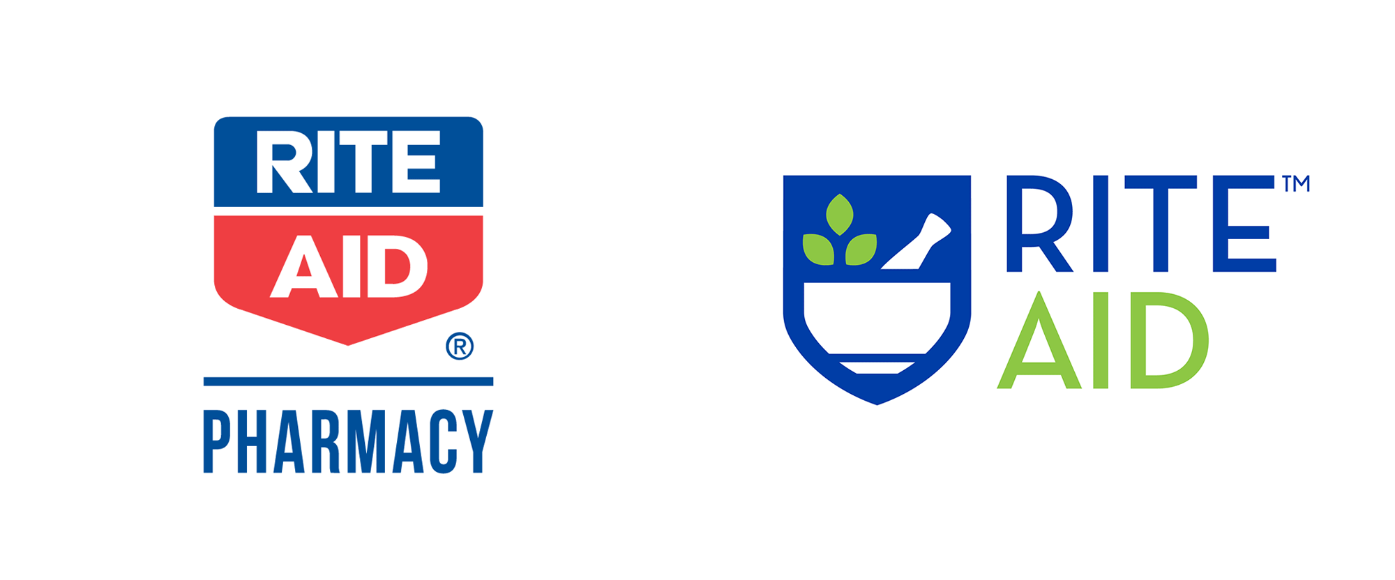 New Logo and Retail for Rite Aid