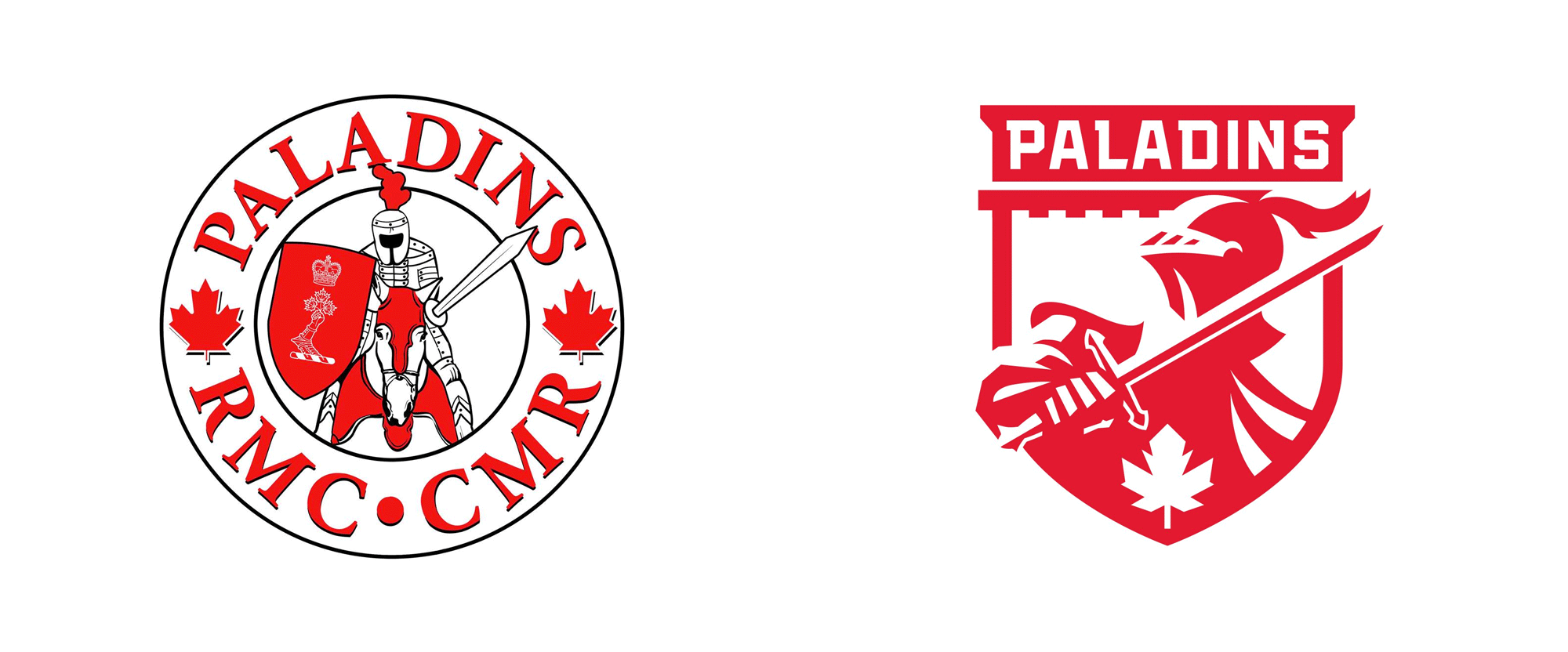 New Logo for  Royal Military College of Canada Athletics