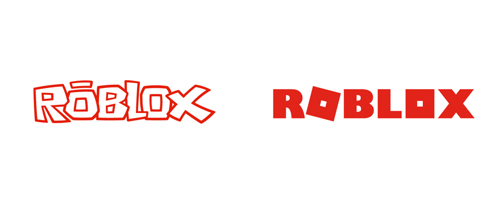 New Logo for Roblox
