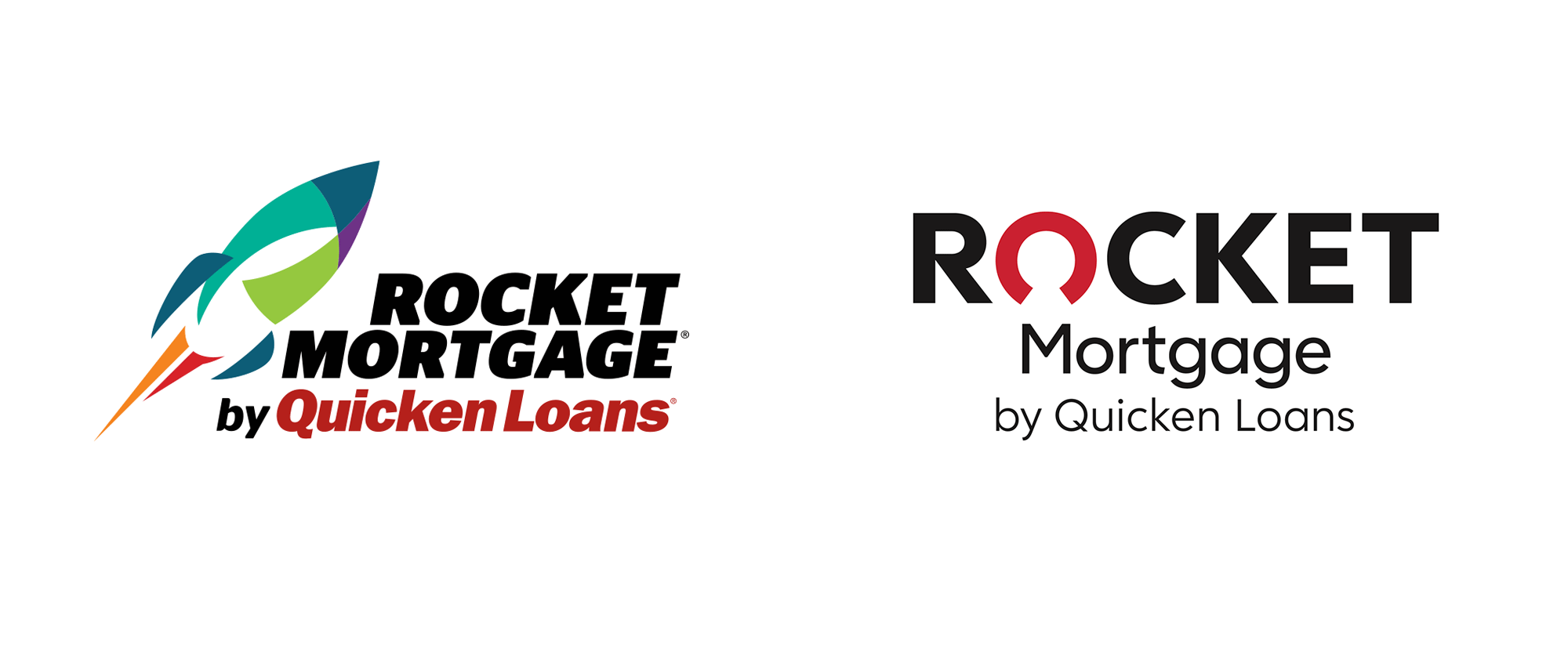 New Logo and Identity for Rocket Mortgage by Lippincott