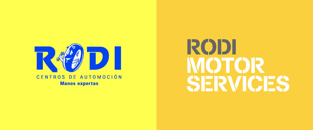 New Logo and Identity for Rodi by espluga+associates
