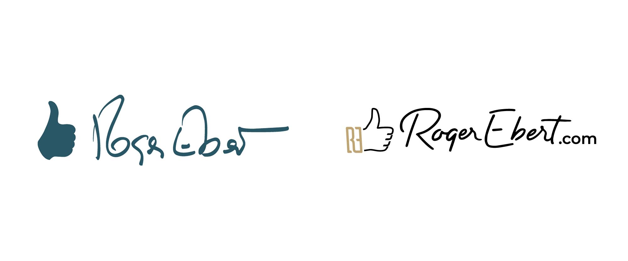 New Logo for RogerEbert.com