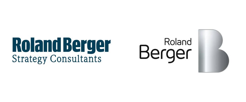 Brand New New Logo And Identity For Roland Berger By Jung Von Matt