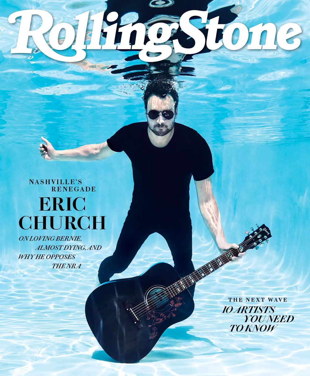 New Logo for Rolling Stone by Jim Parkinson
