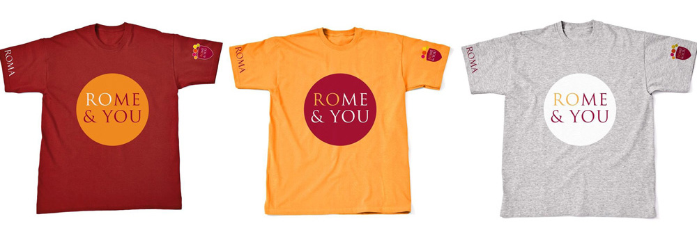 (APRIL FOOLS') New Logo and Identity for Roma Capitale by Inarea