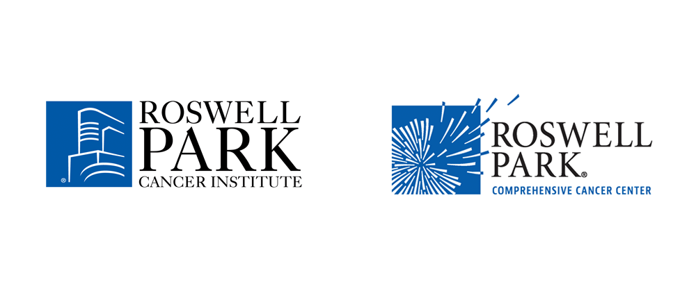 New Logo for Roswell Park Comprehensive Cancer Center by Shasti O'Leary Soudant