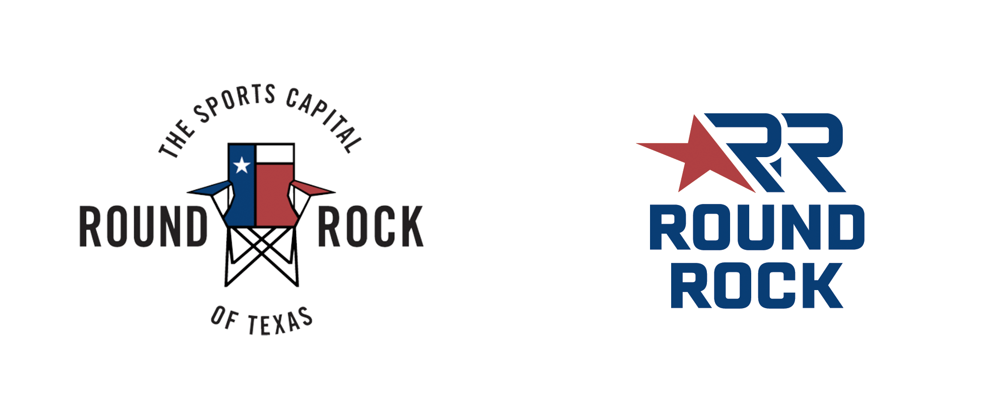 New Logo for Round Rock Tourism by Arsenal Advertising