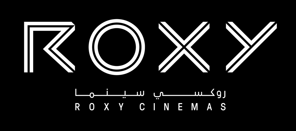 New Logo and Identity for Roxy Cinemas by Ochre