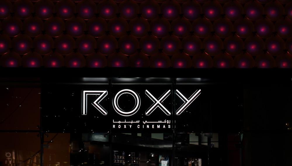 New Logo and Identity for Roxy Cinemas by Ochre