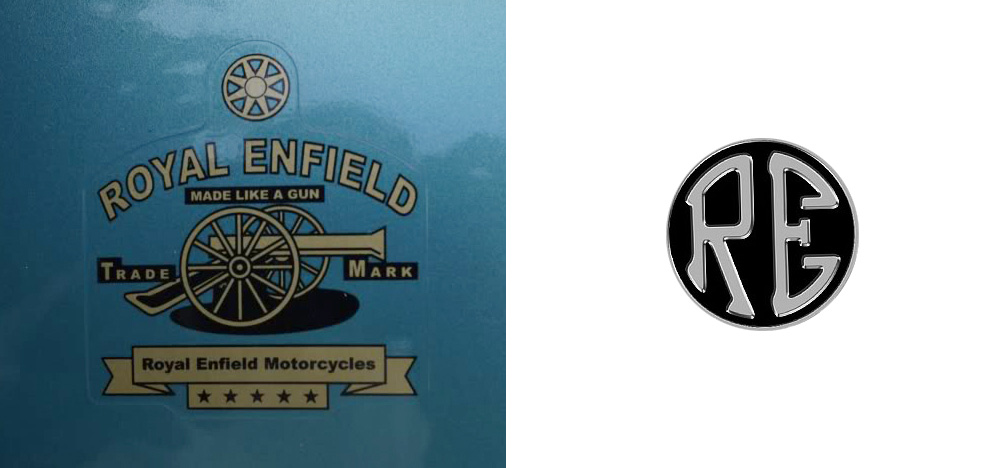 New Logo and Identity for Royal Enfield by Codesign