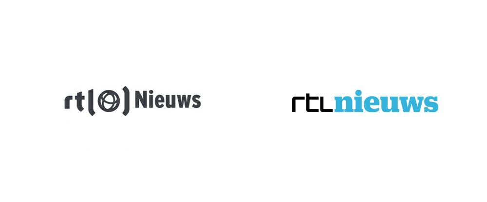 New Logo and On-air Look for RTL Nieuws by Mark Porter Associates and Smörgåsbord Studio