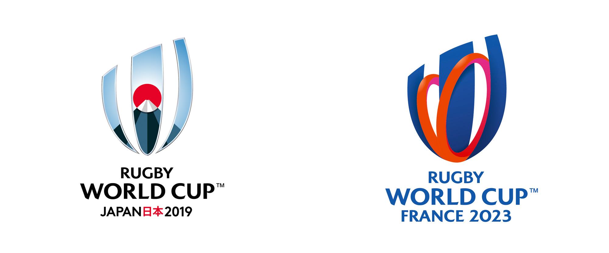 New Logo for Rugby World Cup